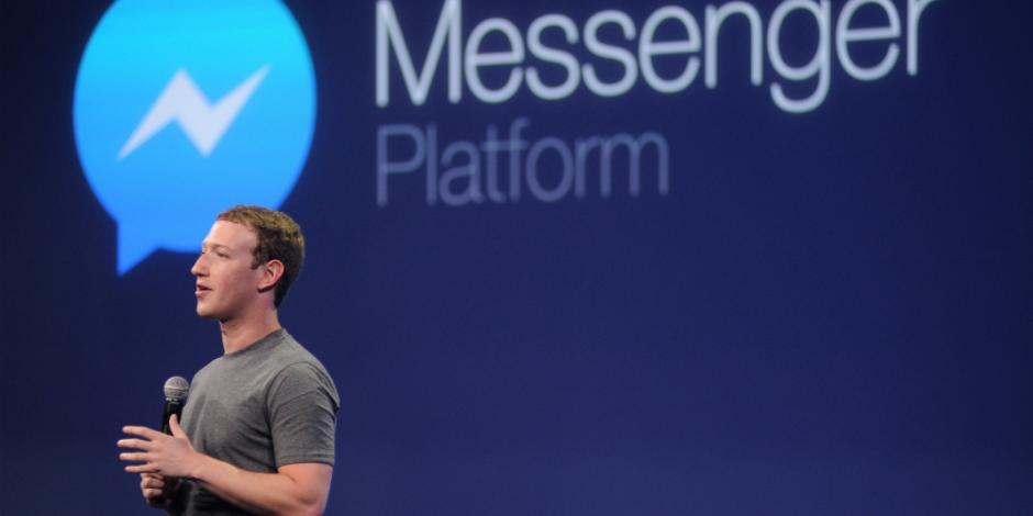 Admite Facebook que revisa conversaciones en Messenger e Instagram