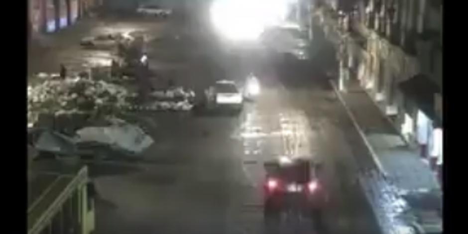Capta C5 agresión a tiros en calles de Xochimilco