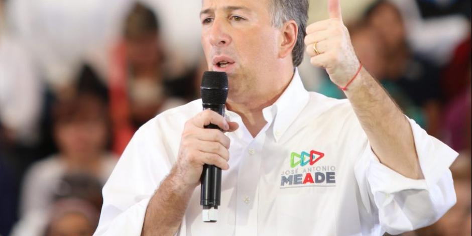 Ni me retracto ni me disculpo, afirma Meade