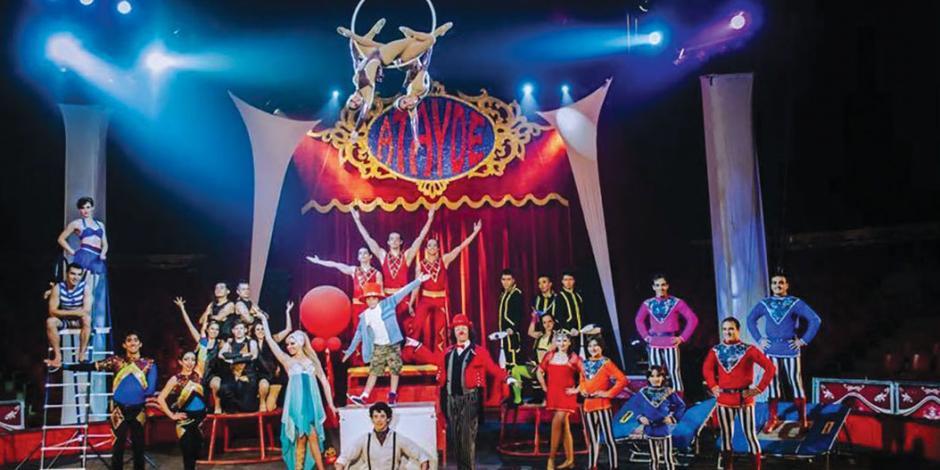 Circo Atayde apuesta a la renovación para persistir
