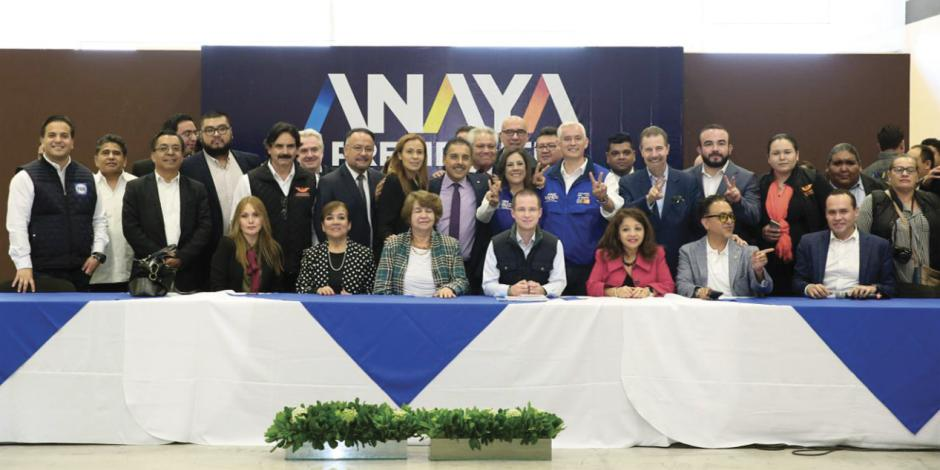 Ricardo Anaya: sí a exámenes médicos a candidatos