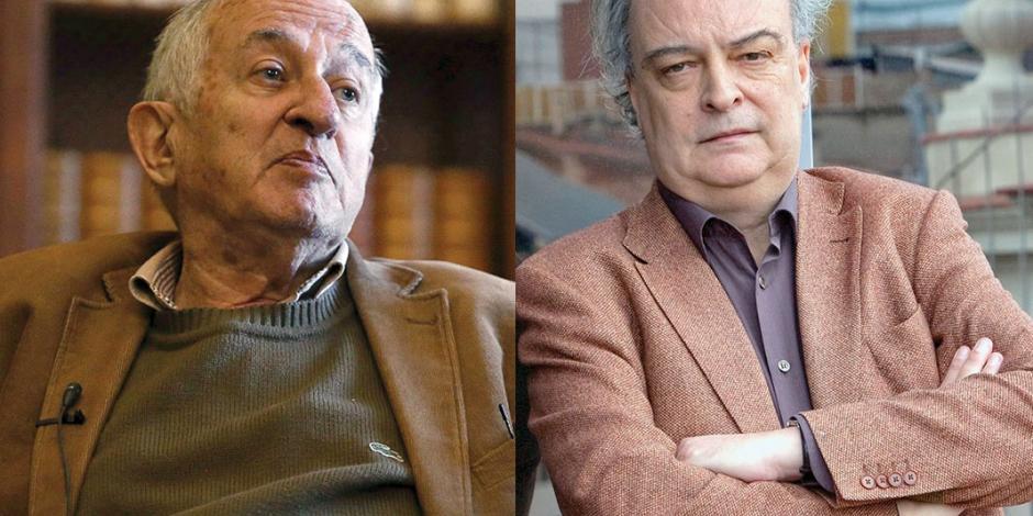 Reúne en libro charlas con grandes de la literatura española