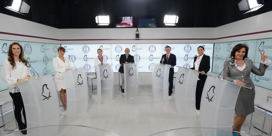 Ataques, propuestas y coincidencias acaparan segundo #DebateChilango