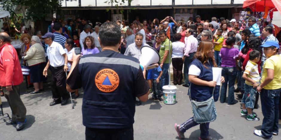 Urge renovar protocolos de emergencia: Cenapred
