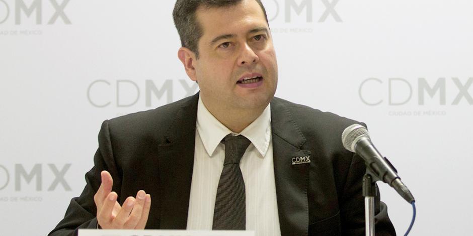 Reconoce Amieva operación de 4 bandas criminales en CDMX