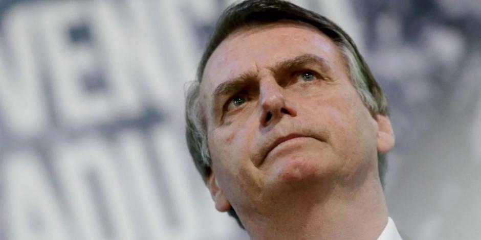 Permitirá Bolsonaro porte de armas en Brasil por estar