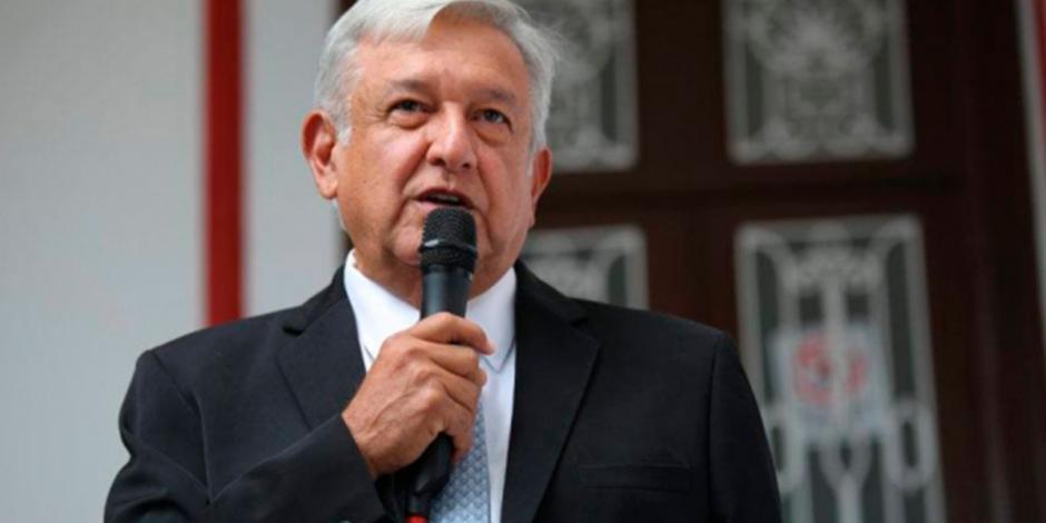 Destaca AMLO determinación del TEPJF por recuento de votos en Puebla
