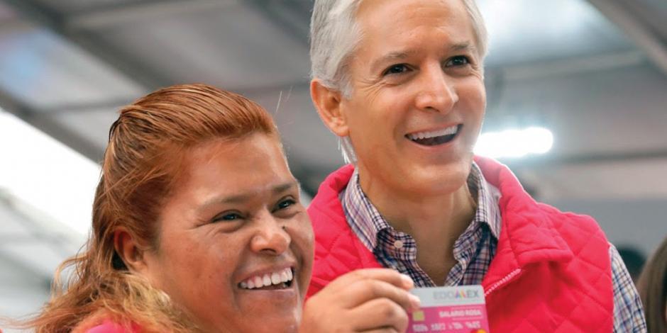 Del Mazo reitera apoyo a mujeres en su gestión