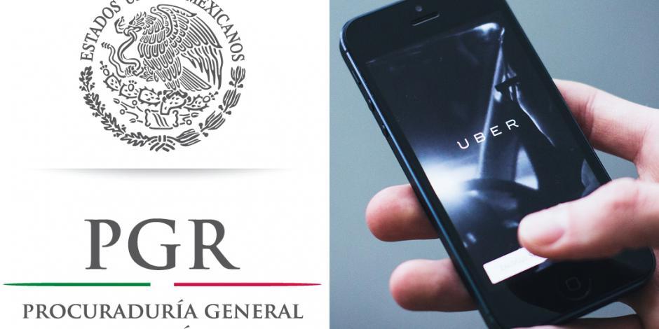 PGR y Uber buscan evitar que datos robados lleguen al mercado negro