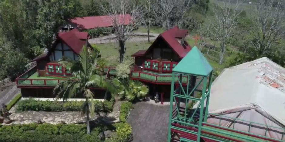 Aseguran rancho ligado a exsecretario de seguridad de Javier Duarte