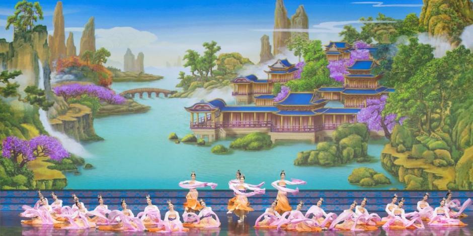 Combaten censura de China con danza