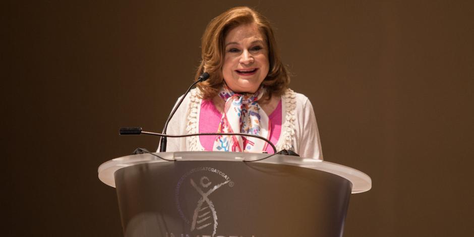 Caso del socavón en el Paso Exprés está cerrado: Arely Gómez