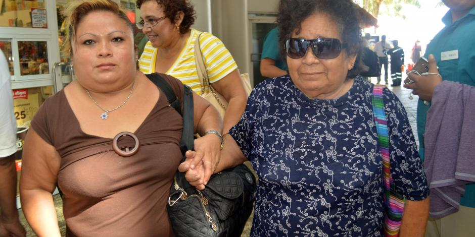 CDMX, entidad con mayor índice de envejecimiento entre mujeres