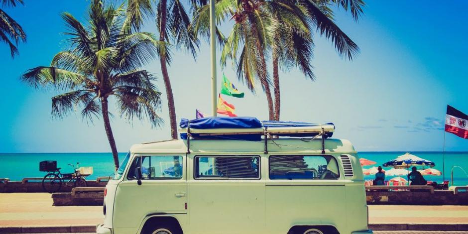Viajar aumenta la felicidad y mejora la salud mental y física