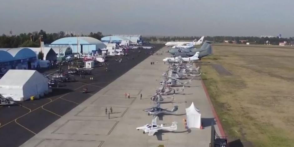 Solicita Espriú nuevo estudio sobre viabilidad de aeropuerto en Sta. Lucía
