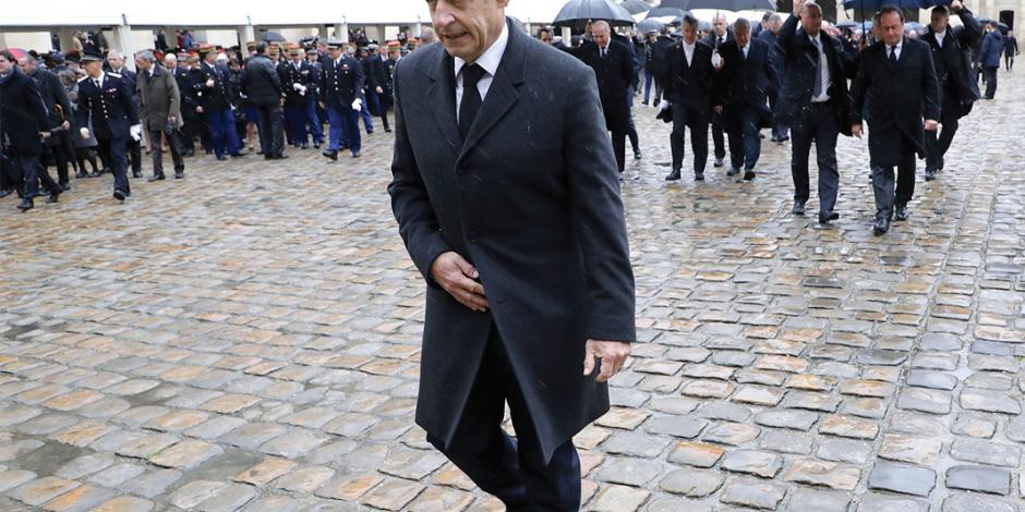Sarkozy, a juicio por tráfico de influencias
