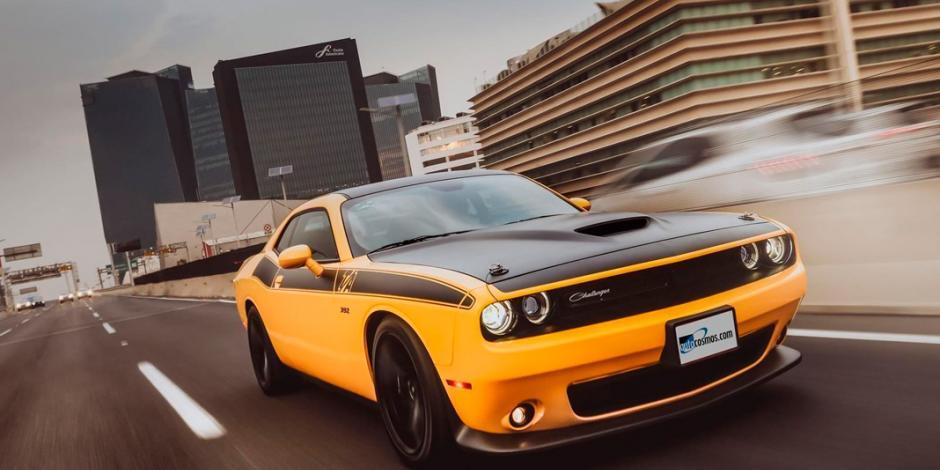 Challenger 2018: estilo, potencia y desempeño