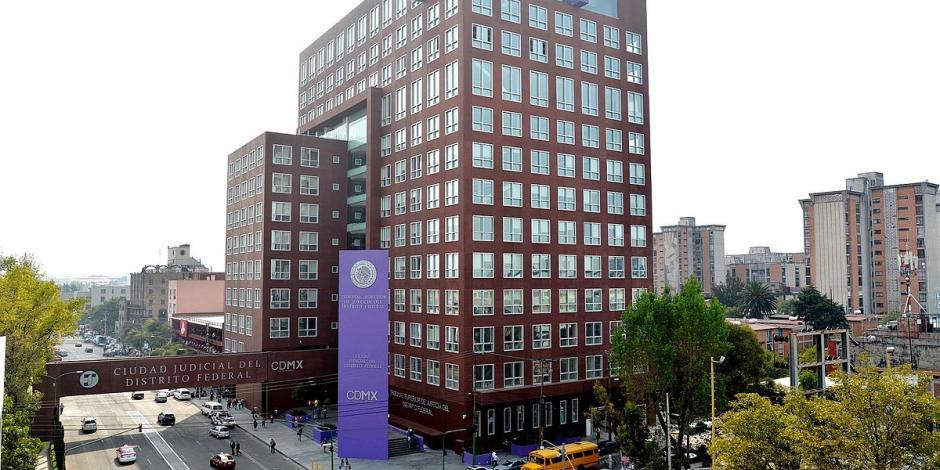 Inaugura TSJCDMX nuevo edificio de la Ciudad Judicial