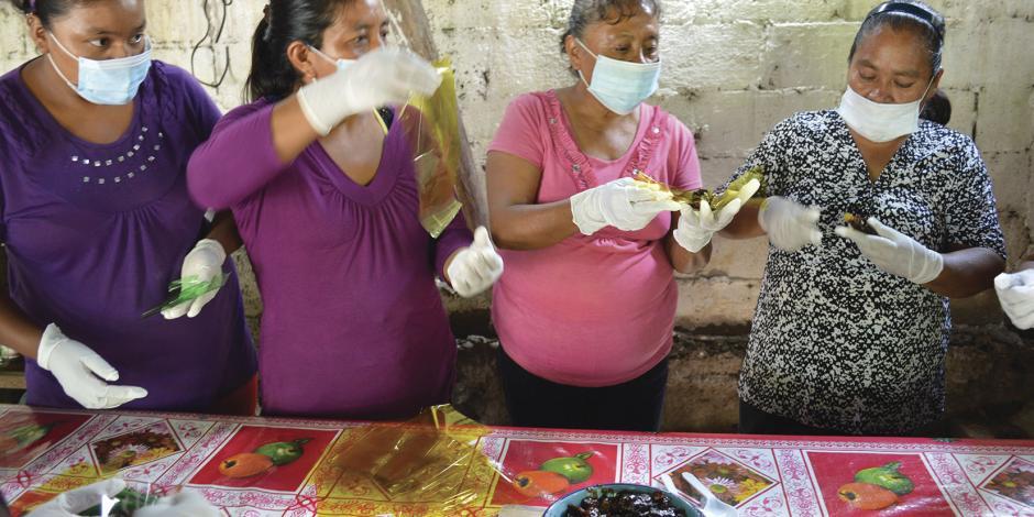 Puebla avanza De Mano a Mano en reconstrucción de viviendas