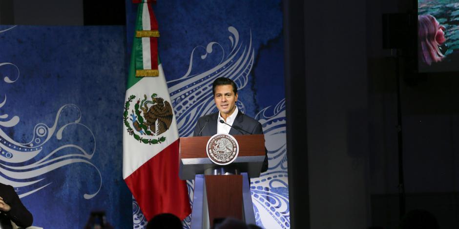 En 5 años México creció el doble que en los últimos 2 sexenios, afirma EPN