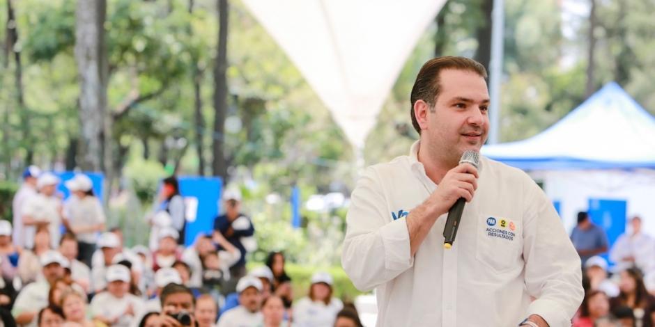 En Benito Juárez no permitiremos que se lucre con la desgracia: Christian von