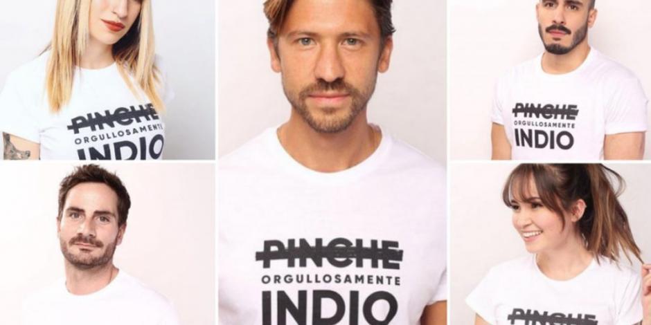 """Responde Indio: objetivo real de campaña publicitaria """"era concientizar"""""""