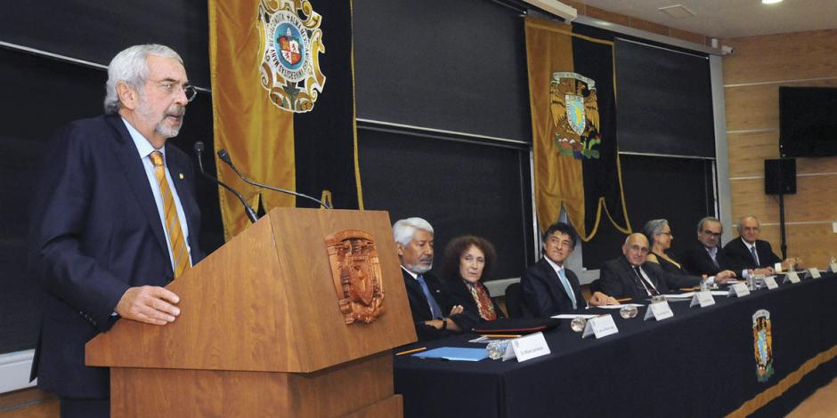 Trabajamos por brindar justicia a estudiantes: Enrique Graue