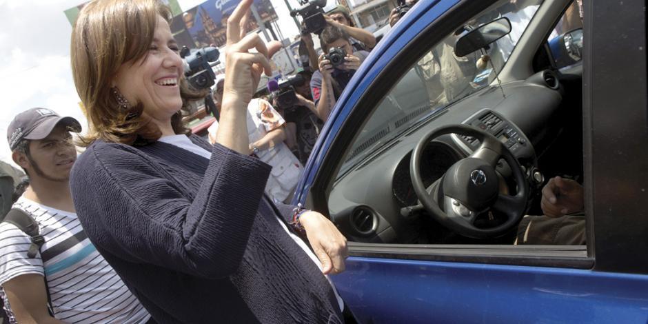 """Zavala aplaude el spot de """"niños candidatos"""""""