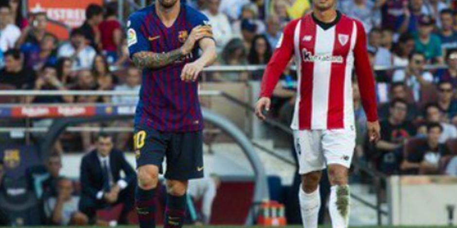 FOTOS: Barcelona deja abierto liderato de Liga, tras empatar ante Bilbao