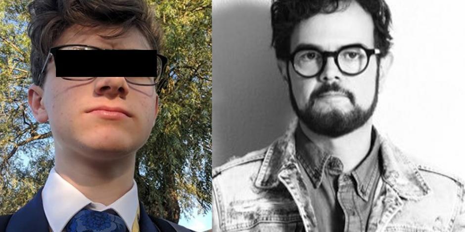 Adolescente inglés acusa a Aleks Syntek de acosarlo