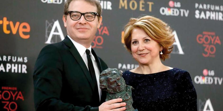 Dan máximo premio en España a Esther Garcírazon