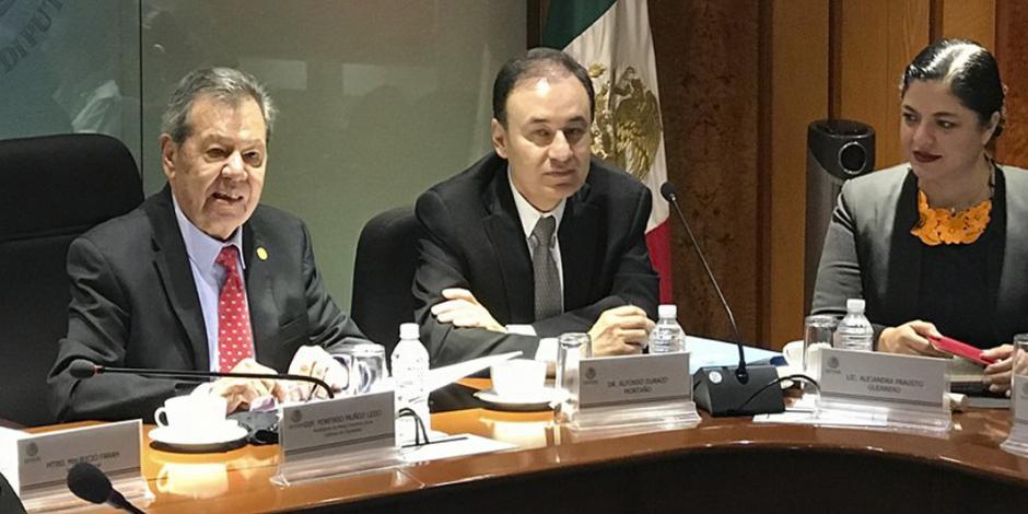 Toma de protesta de AMLO, austera, declara Muñoz Ledo
