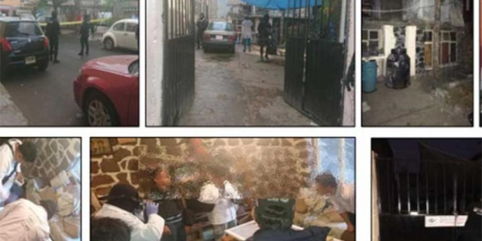 En alrededores de CU, 42 dealers capturados