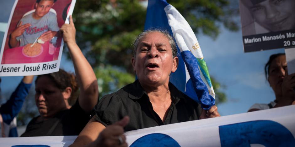 Acusan a Ortega de masacre en marcha de las Madres en Nicaragua