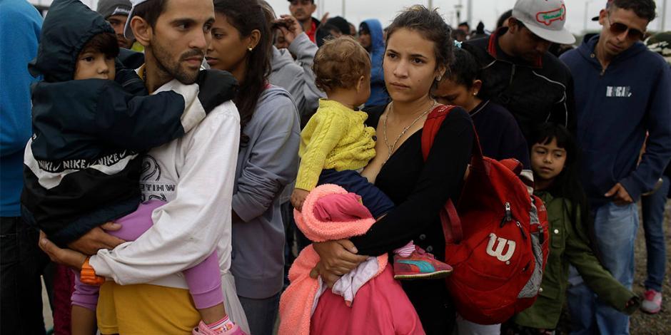 Representantes de los países de AL debaten fenómeno migratorio