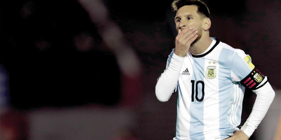 Si no ganamos el Mundial, me retiro de la selección: Messi