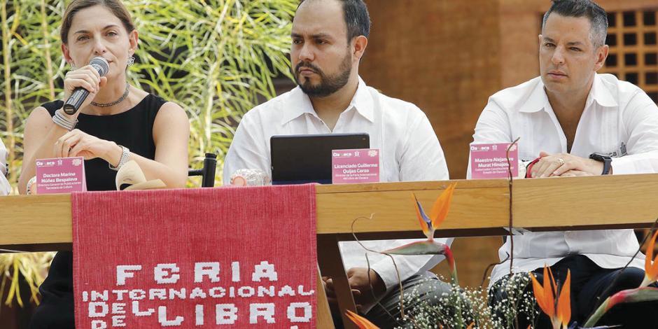 Lipovetsky, invitado de lujo en la FIL Oaxaca