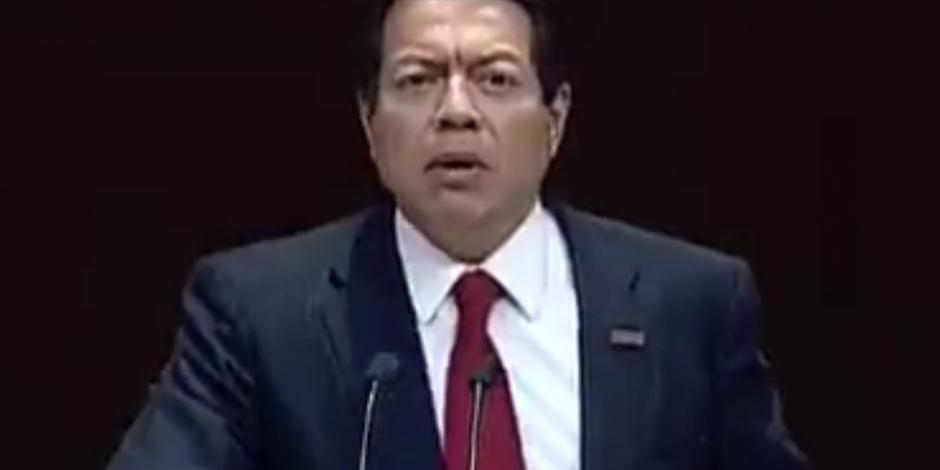 Linchar debe juzgarse como homicidio: Mario Delgado