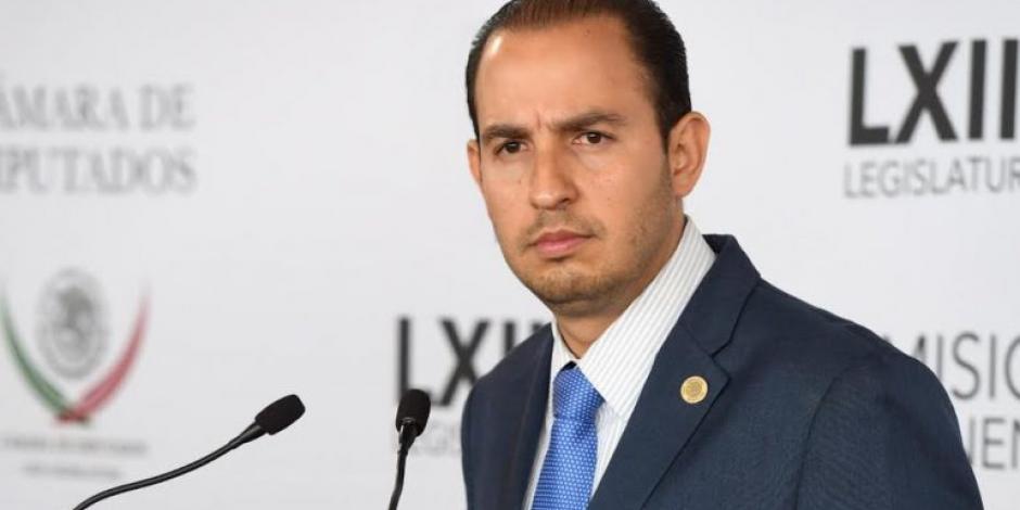 Próximo gobierno debe enviar plan de Egresos razonable, exhorta Marko Cortés