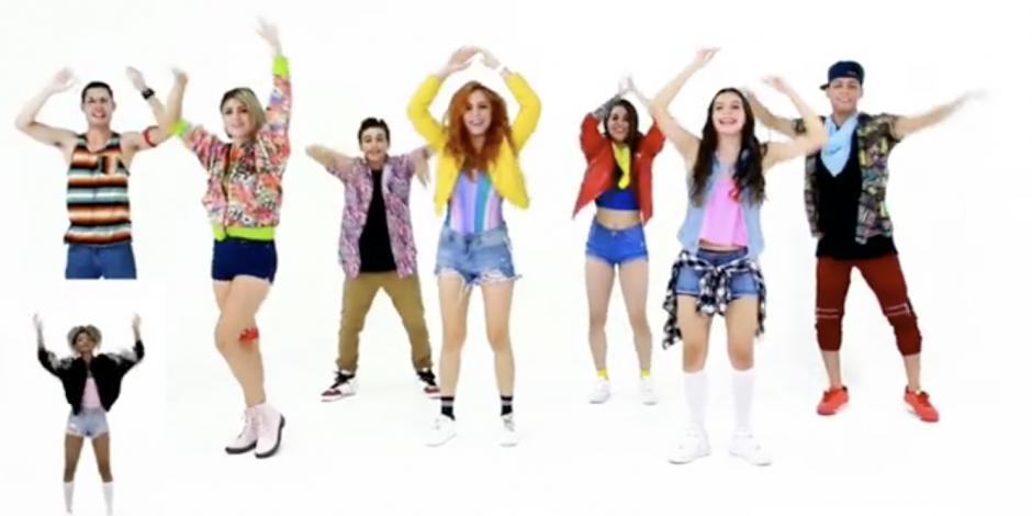 VIDEO: Thalía convierte en canción su reto viral