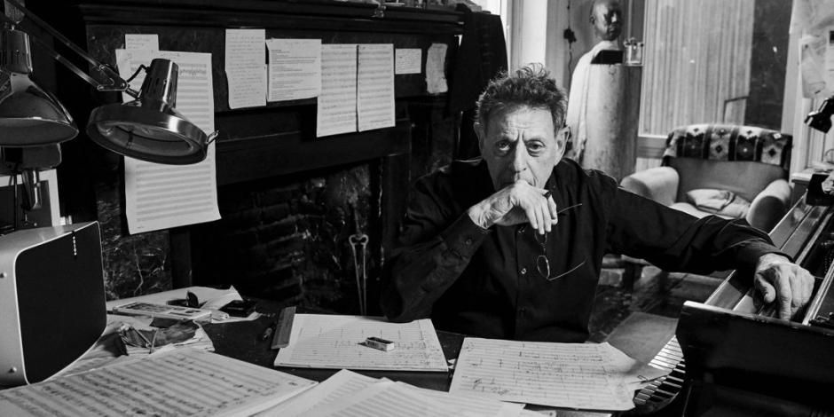 "Philip Glass estrena en México la""Sinfonía núm. 7, Tolteca"""