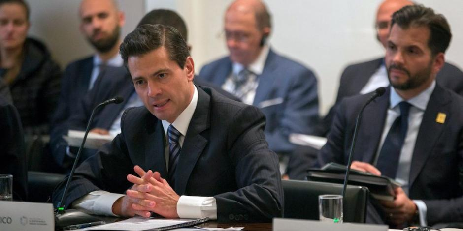 Pide EPN en ONU encontrar solución conjunta al problema del sargazo