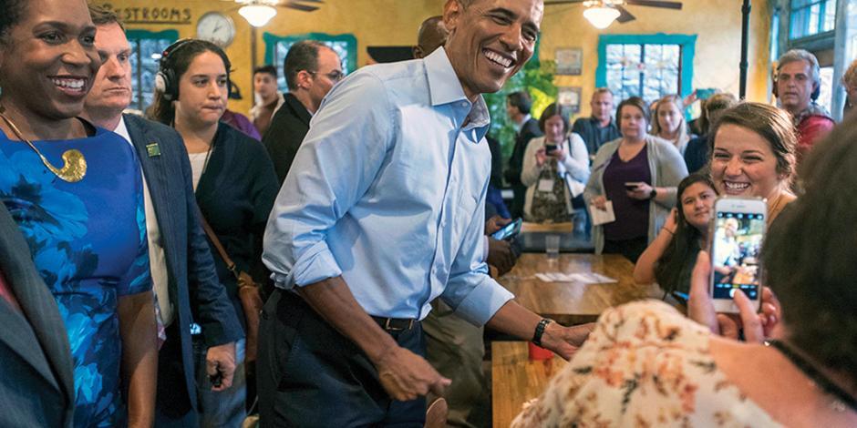 Obama ve a Trump como un peligro para el país