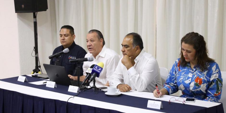 Guerrero continúa distinguiéndose como destino turístico: Astudillo