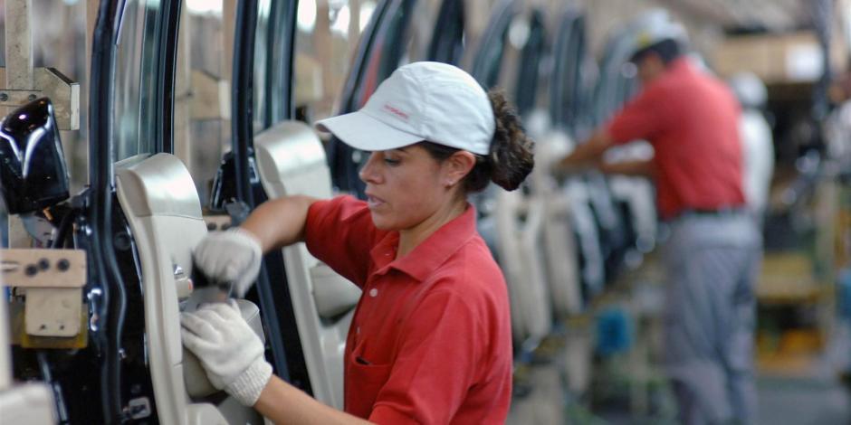 Alcanza México en febrero la cifra más alta de empleo en 10 años