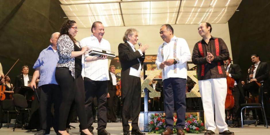 Orquesta Filarmónica de Acapulco, patrimonio cultural intangible de Guerrero