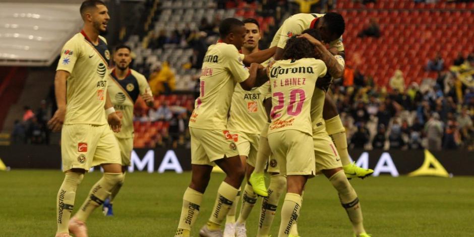 VIDEO: América vence a Tijuana y se posiciona como líder de la Liga MX