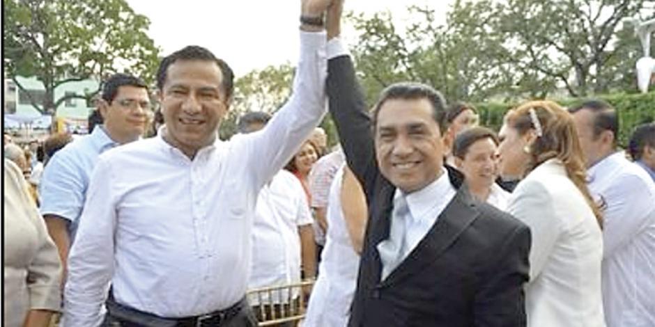 Chocan en el PRD por postulación del padrino de Abarca, el del caso Iguala