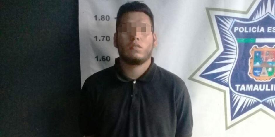 Detienen en Nuevo Laredo a homicida estadounidense