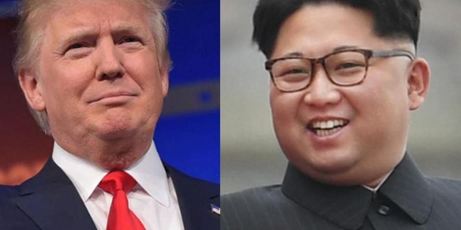 Ahora Trump califica a Kim de